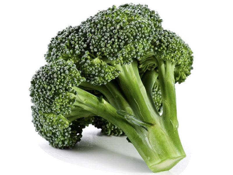 proprietà del broccolo