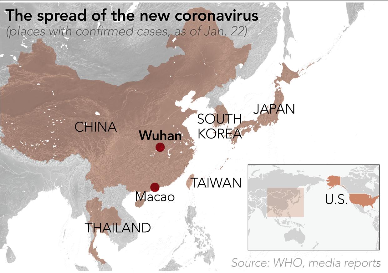 diffusione coronavirus