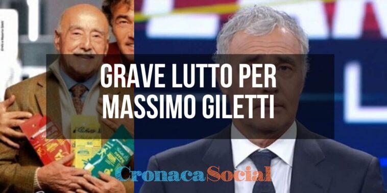 Morto Padre Massimo Giletti