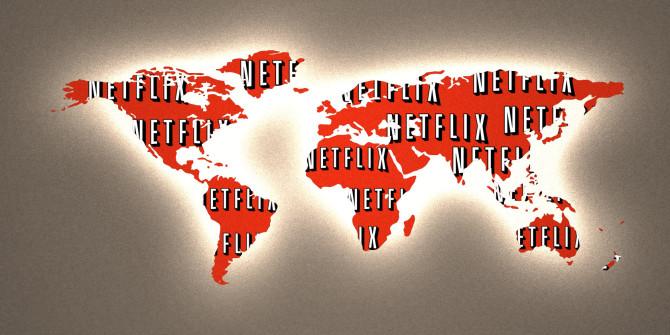 netflix nel mondo