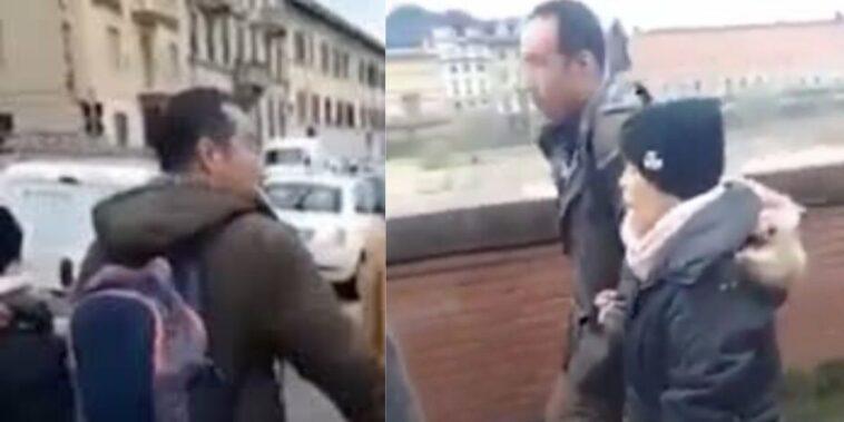 Turisti cinesi insultati a Firenze