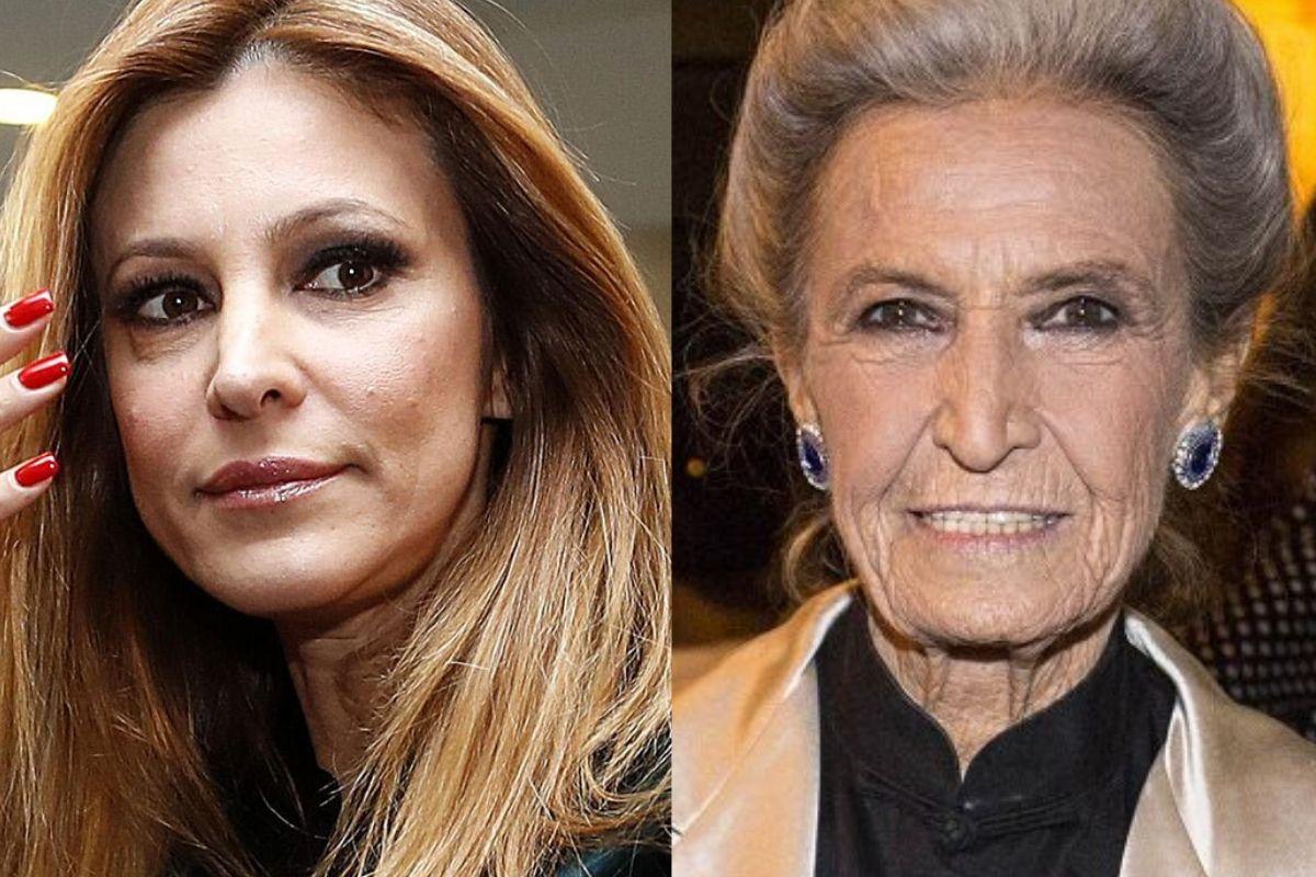 Adriana Volpe e Barbara Alberti