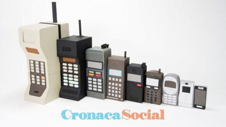 Cellulari anni '90