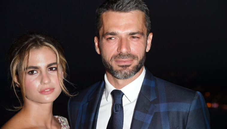 Cristina Marino e Luca Argentero