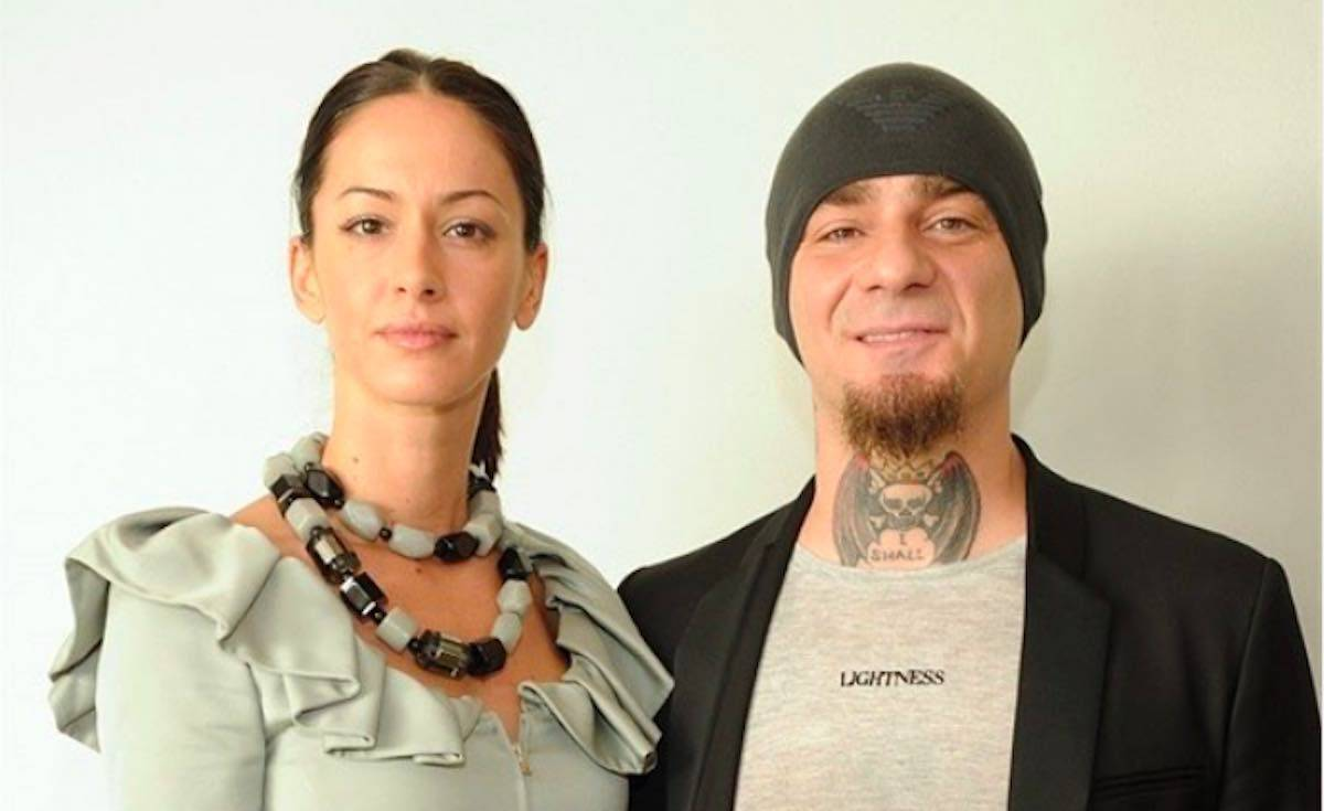 Elaina Coker e J-Ax