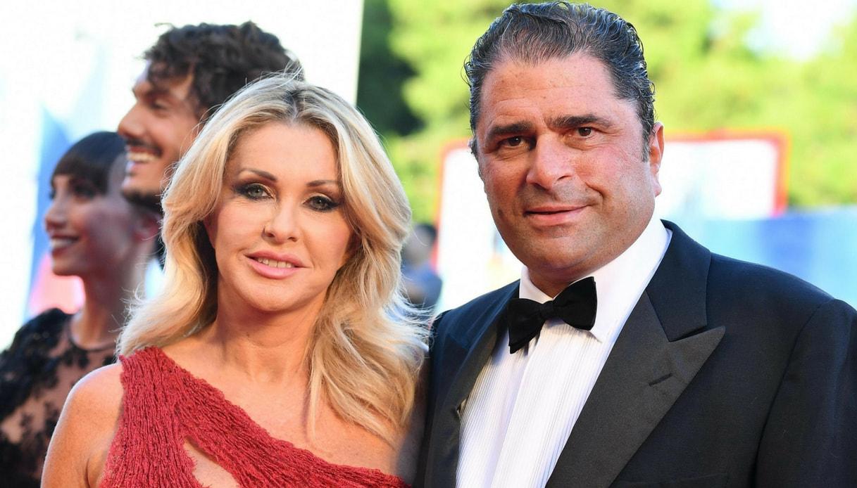 Paola Ferrari e Marco De Benedetti