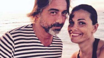 Vanessa Incontrada e Rossano Laurini
