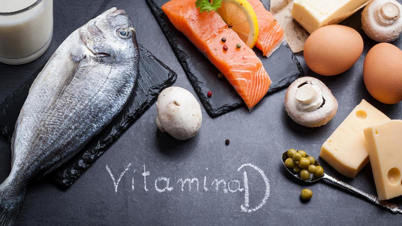 Cibi ricchi di vitamina D