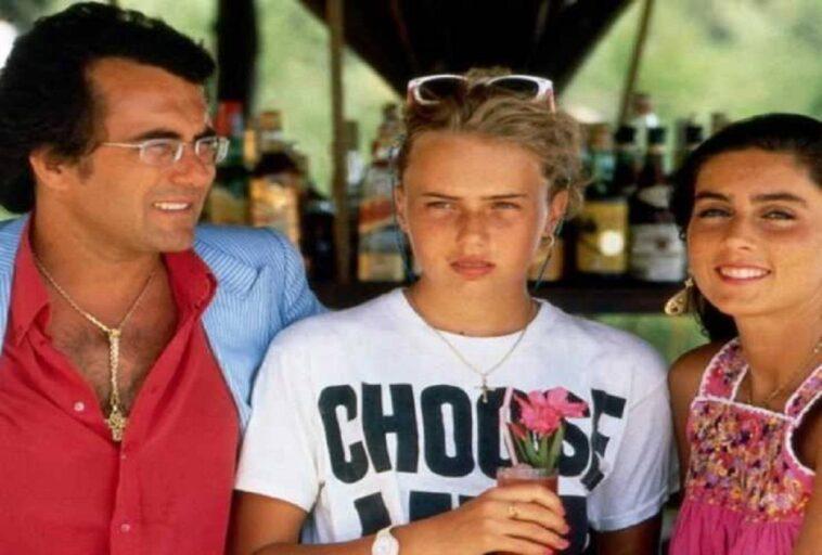 Ylenia Carrisi con i genitori, Al Bano e Romina Power