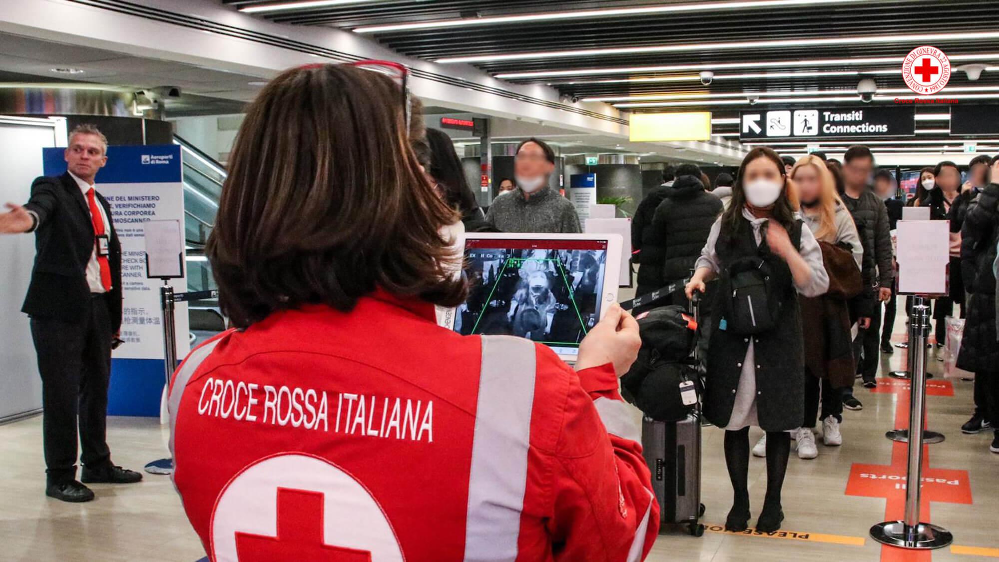 aeroporti controllo coronavirus