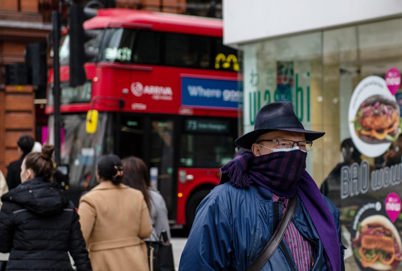 Coronavirus nel Regno Unito