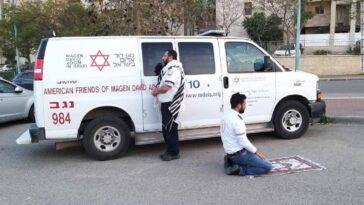 Ebrei e musulmani uniti in preghiera
