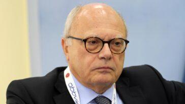 Massimo Galli, infettivologo dell'ospedale Sacco di Milano