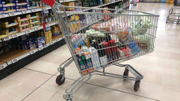 carrello della spesa
