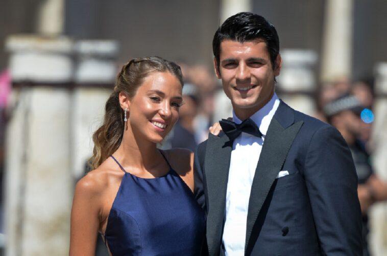 Alice Campello e Alberto Morata