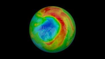 Buco dell'ozono Polo Nord