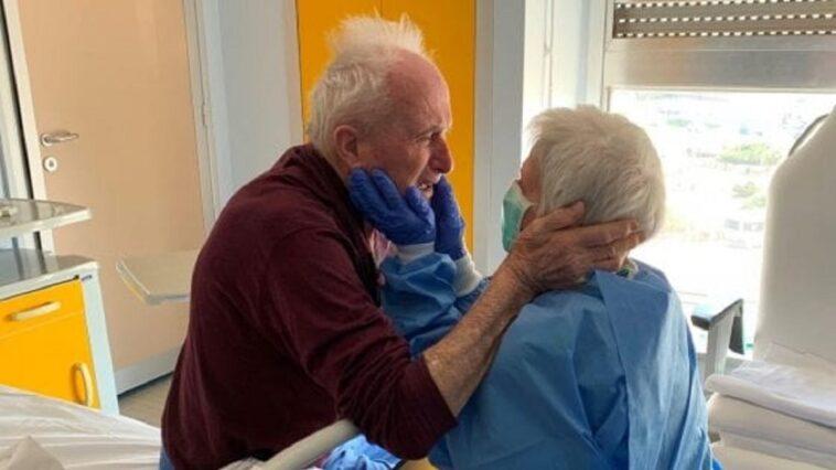 Giorgio e Rosa si rincontrano all'ospedale di Cremona