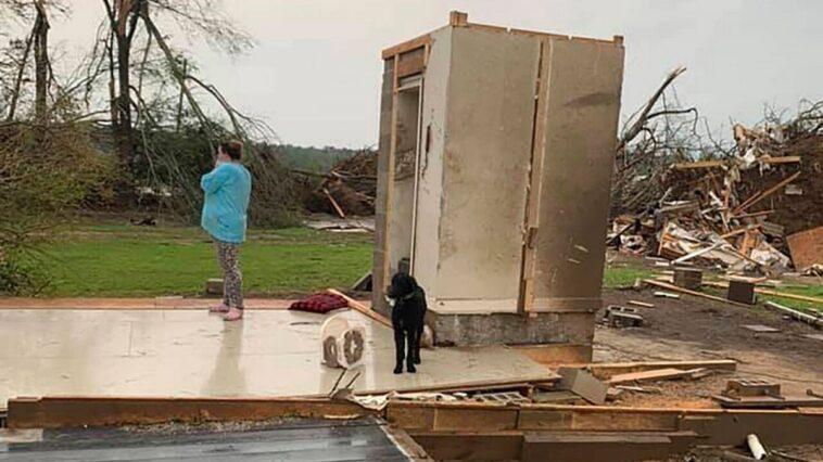 Safe room li salva dal tornado