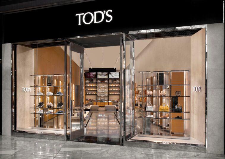 tod's negozio