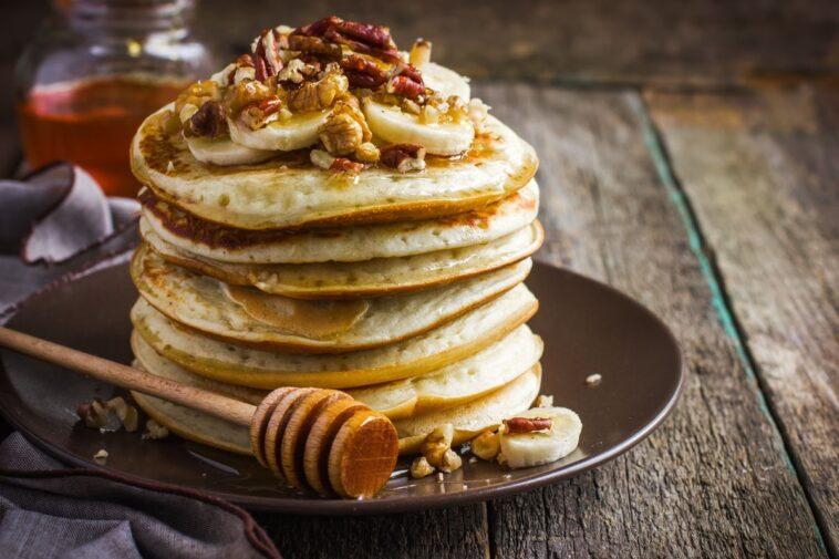 Pancake all'avena