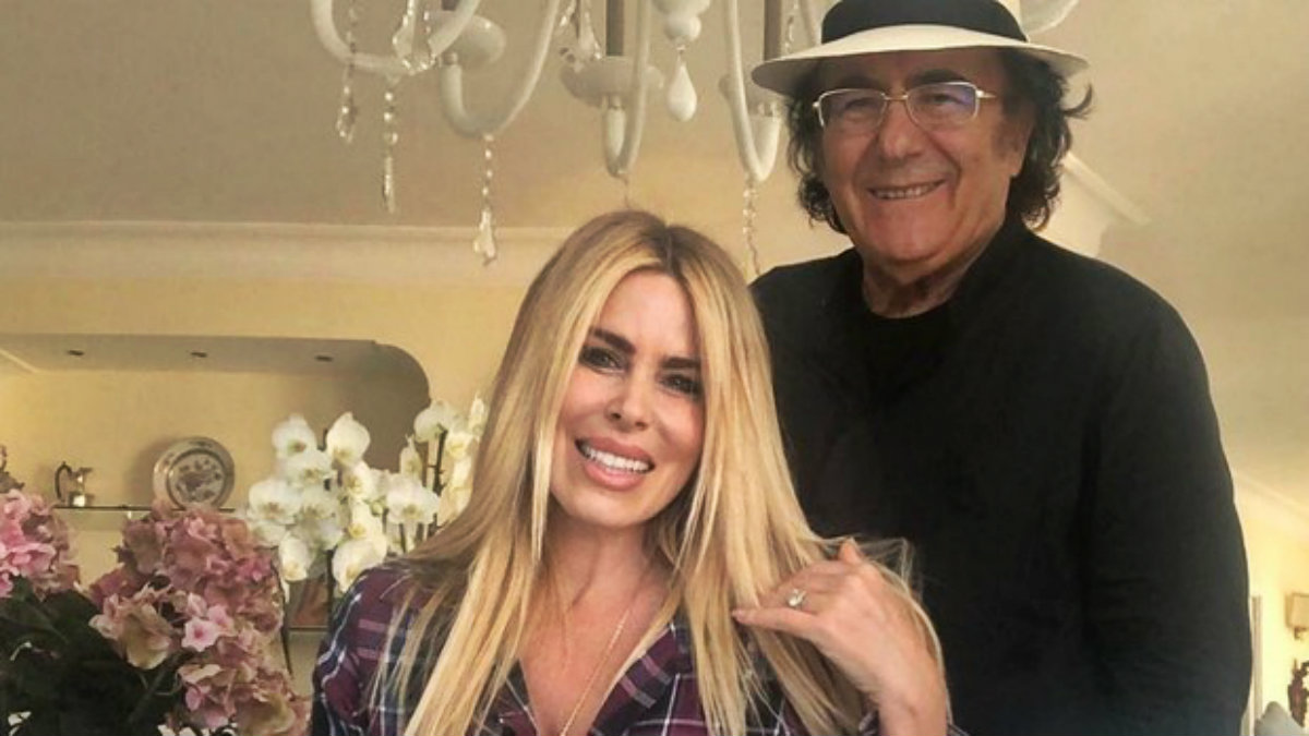 Bano Carrisi furioso Romina rivelazioni cantante