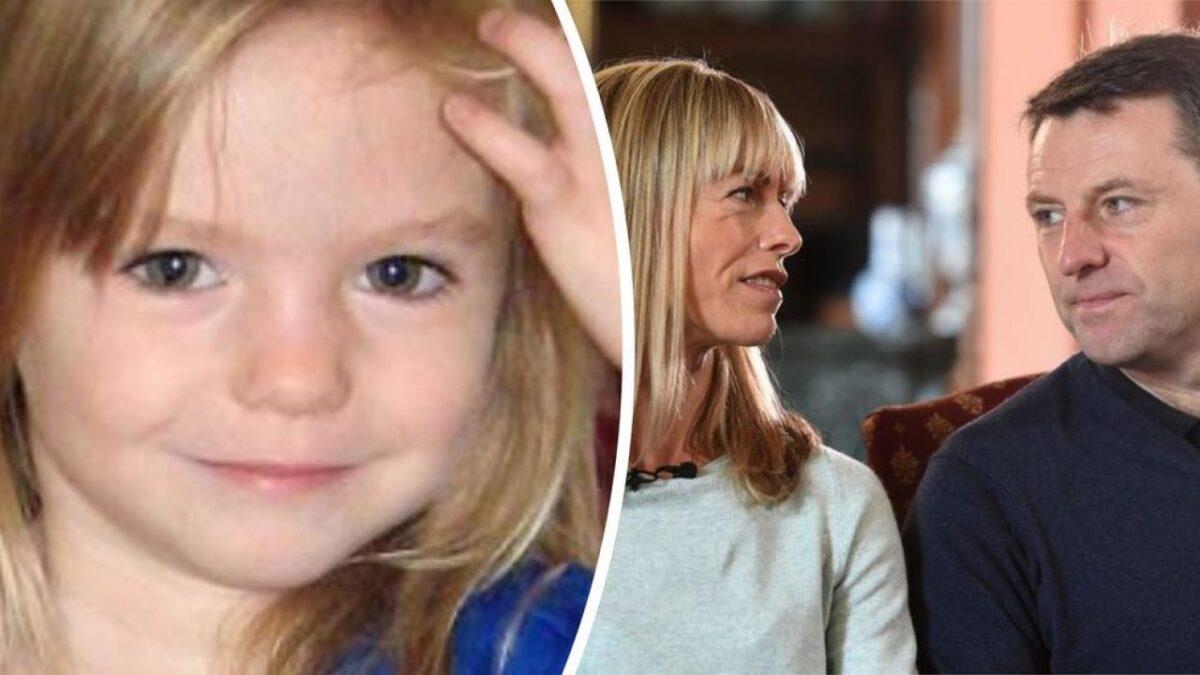 Maddie McCann e i genitori