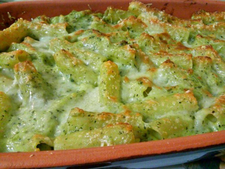 Broccoli in tegame al forno