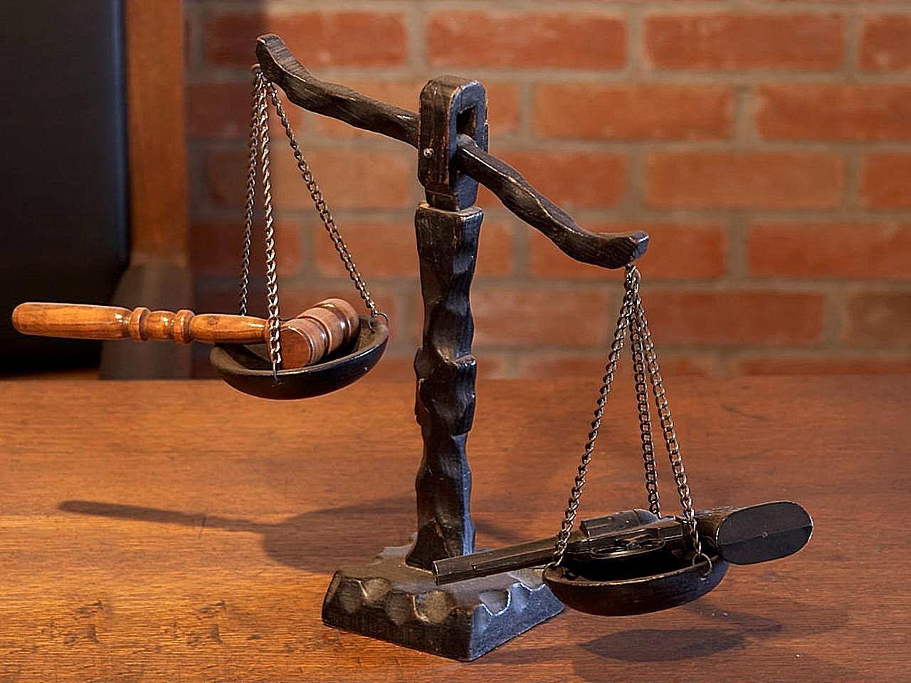 Giustizia e tribunale