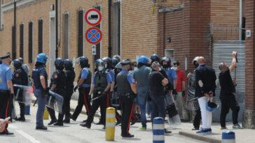 Centro di accoglienza di Treviso