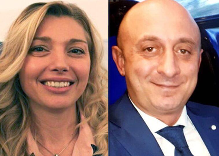 Andrea Dara ed Elena Murelli