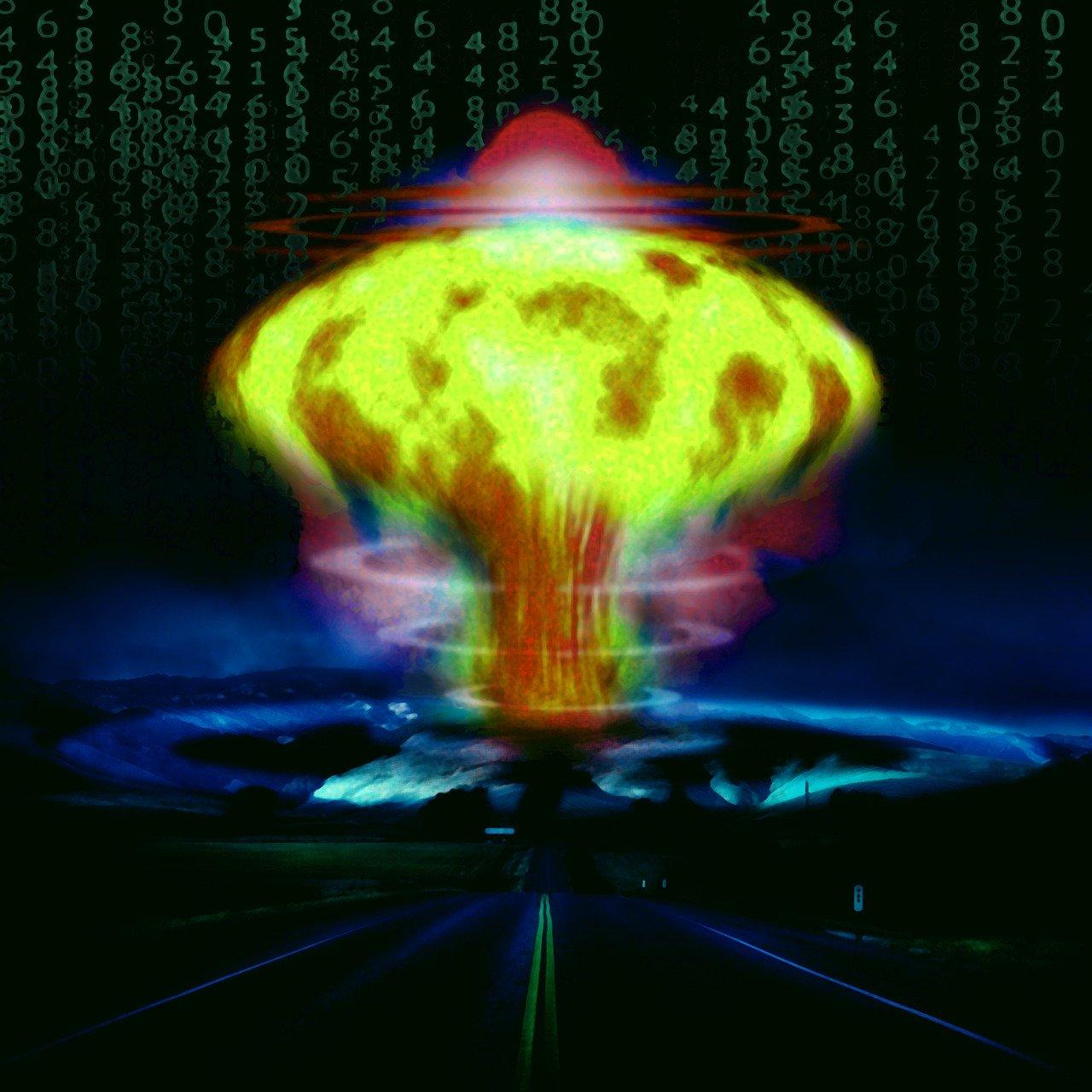 attacco nucleare