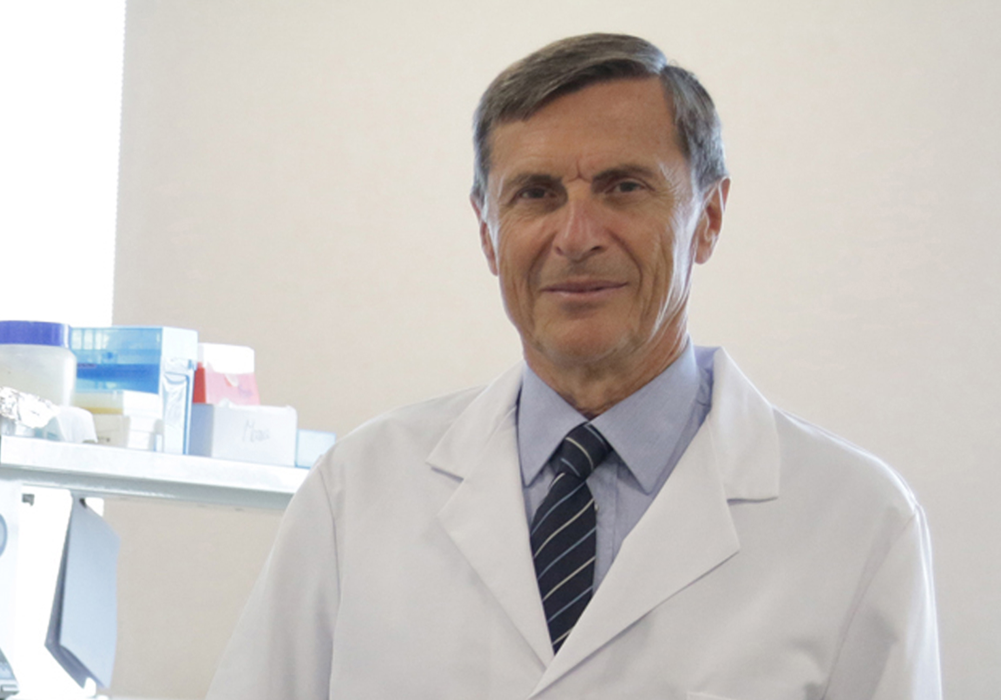 Alberto Mantovani, immunologo.